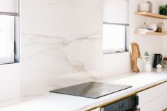 Porcelain Backsplash Wall